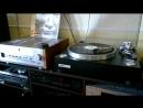 Усилитель Ямаха АХ 2000 вертушка Ямаха 750 акустика Ямаха 1000мм Виктор зеро 5 файн