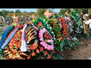 На кладбище в Керчи появилась новая аллея из могил жертв атаки в колледже