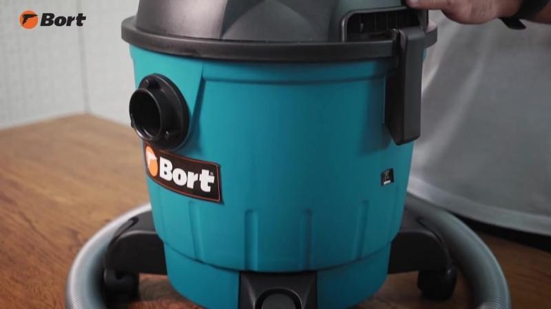 Технический пылесос Bort BSS-1218