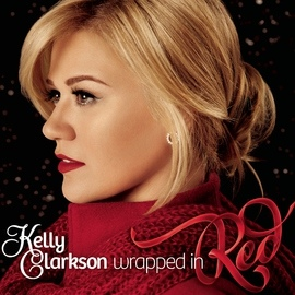 Kelly Clarkson альбом Wrapped In Red
