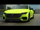 Vossen Hybrid Forged HF-2 Wheel _ 2019 VW Arteon R-Line _ VW Enthusiast Fleet