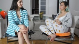 Valentina Nappi - a really big penis is like Sunday lunch