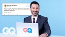 Jimmy Kimmel Goes Undercover on Reddit, Twitter Wikipedia Actually Me GQ