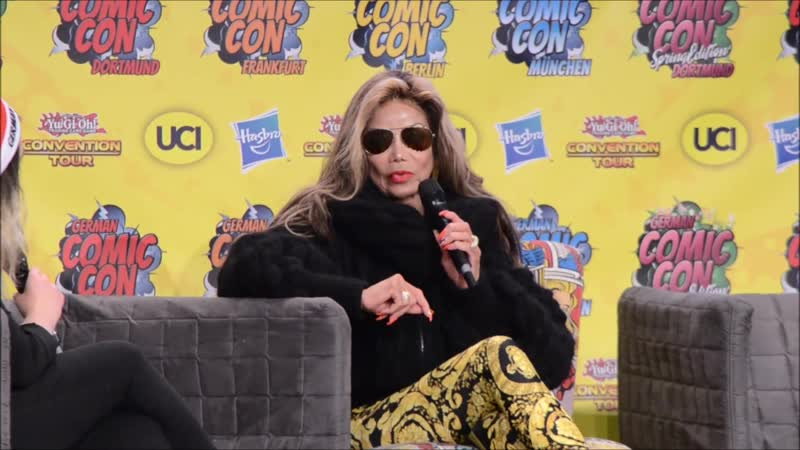 La Toya Jackson Talks about Michael @ Comic Con 2018