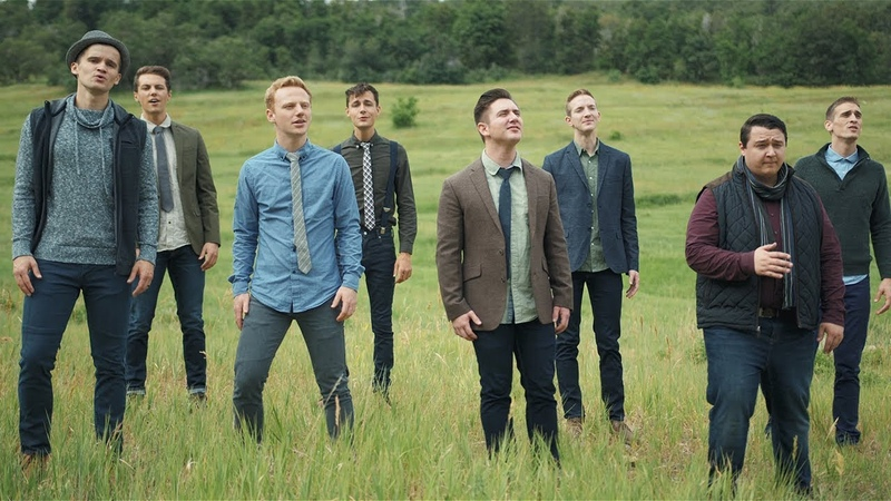 BYU Vocal Point - You Raise Me Up (Josh Groban A Cappella Cover)