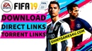 FIFA 19 PC - Free Download Direct Link / Torrent Speed Link