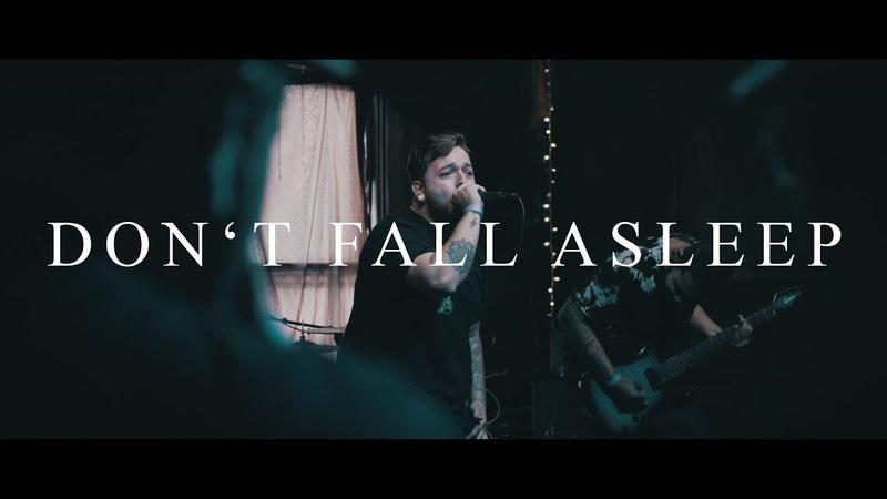 Hollow Front - Dont Fall Asleep (OFFICIAL MUSIC VIDEO)