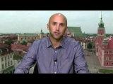 Репортер телеканала Russia Today обнародовал запись своего допроса украинскими силовиками - Первый канал