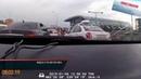 В Сочи пьяный мордоворот устроил ДТП а затем избил водителя инвалида мешавшего ему ездить