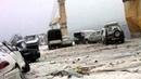 Корабль с машинами попал в 12 бальный шторм