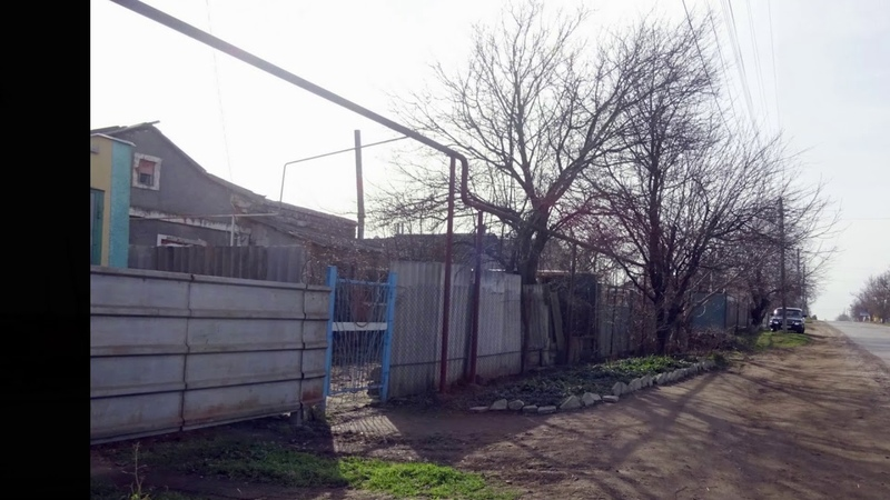 Улицами посёлка Гвардейское. Крым. Гагарина - 4 февраля 2019 год