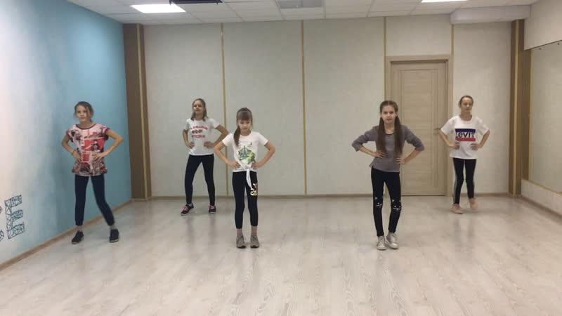 Lady Dance (TINI, Sebastian Yatra - Quiero Volver)