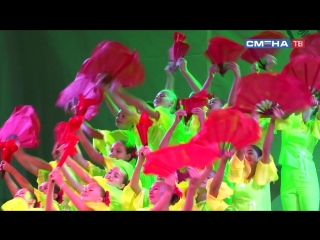 Отчетныи гала-концерт творческих коллективов Культурной смены России в ВДЦ Смена