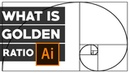 What is Golden Ratio Free Template and Use in Adobe Illustrator CC