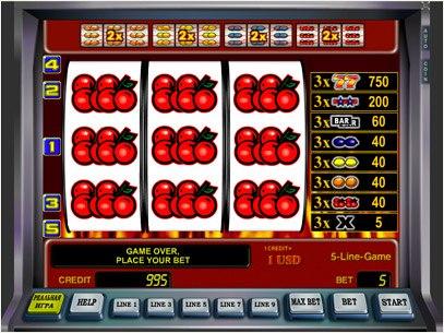 Играть в игровой автомат The Money Game бесплатно и без