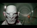 Ужас в метро Неизвестный монстр пожирает людей Внеземные представители рептилоиды уже на Земле