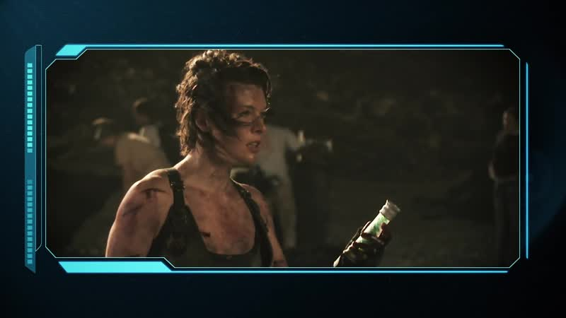 Resident Evil: The Final Chapter - Retaliation Mode 12