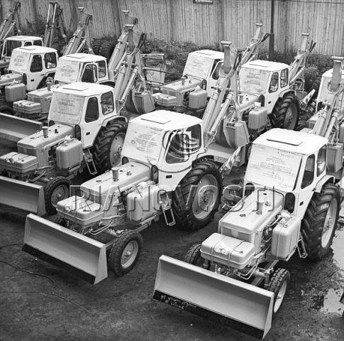 14 объявлений - Продажа б/у тракторов с пробегом, купить.
