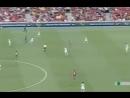 Debut Busquets 2008-2009 vs Racing Santander