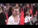 Репортаж «BANG Showbiz» с премьеры фильма «Прощай, Кристофер Робин» в Лондоне 20.09.2017