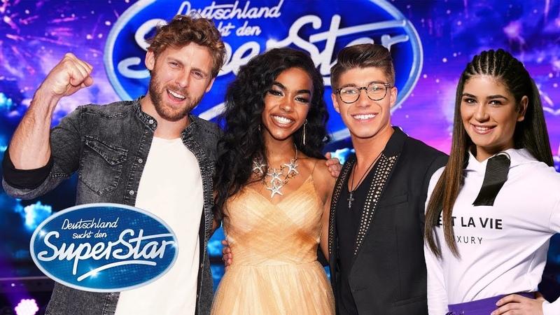 DSDS 2019   Folge 20 - Mottoshow 4 - Finale am 27.04.2019 bei RTL und online bei TVNOW