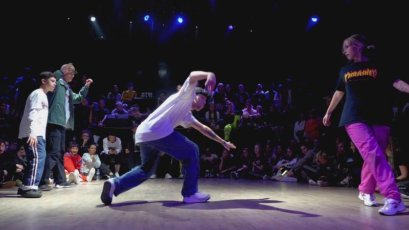 Swipe Mickey vs Mojito NewComa Hip Hop Vibe 2018 Quarterfinal 2vs2 | Danceproject.info