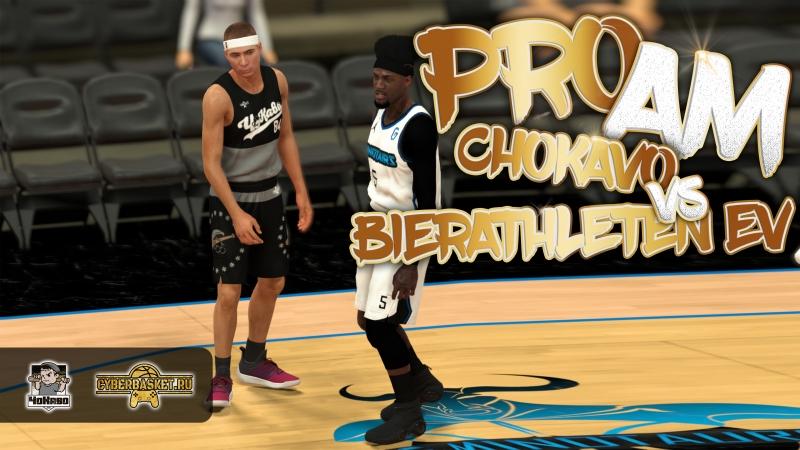 NBA 2K19 - Game 13 - Bierathleten eV vs ChoKavo
