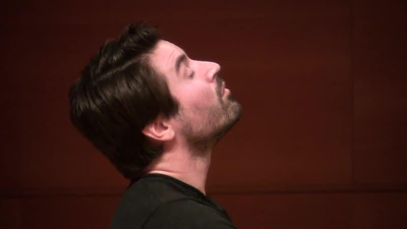 988 J. S. Bach - Goldberg-Variationen, BWV 988 - Dan Tepfer, piano - Paul Arma Auditorium (Antony, France) 30.11.2014