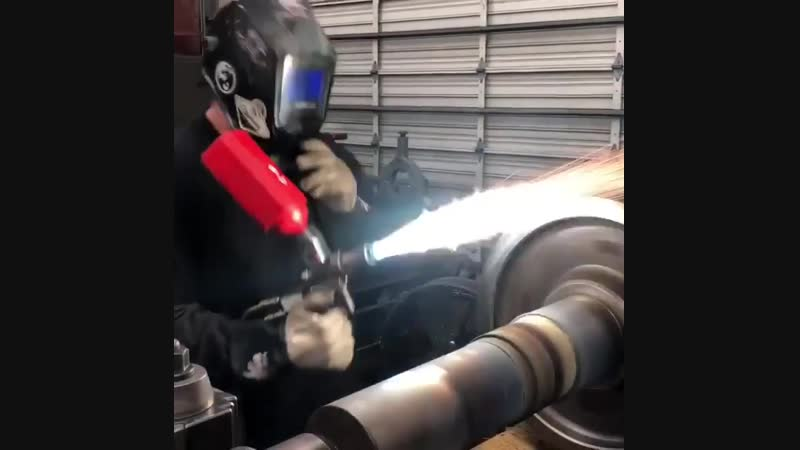 Процесс металлизации 💁🏼♂️