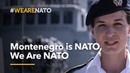 Montenegro 🇲🇪is NATO, We Are NATO - WeAreNATO