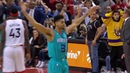 Jeremy Lamb From DEEP For The INCREDIBLE Buzzer Beater!   March 24, 2019