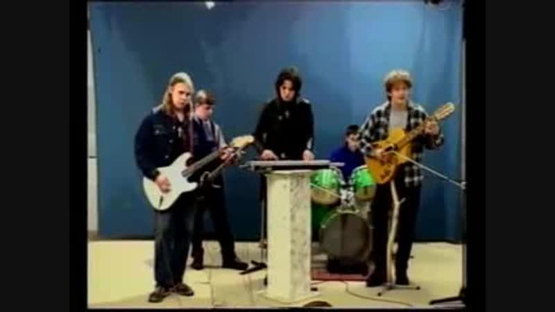 Эволюция Грёз Mordred`s Song Blind Guardian cover