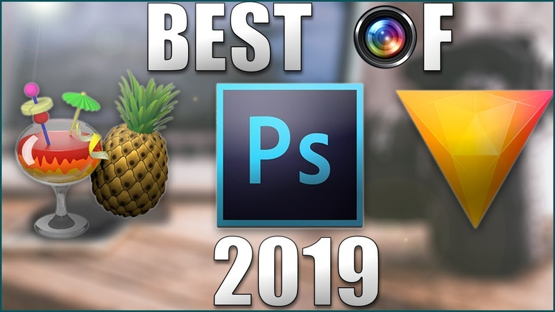 THE BEST PHOTO VIDEO SOFTWARE 2019