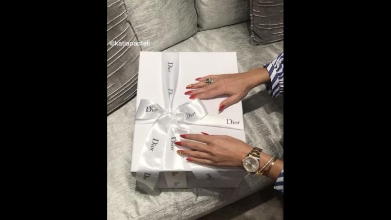 Распаковка Dior. 💚💚💚