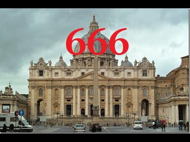 Ватикан - сатанинская секта