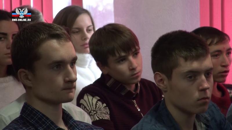В Шахтерске почтили память журналистов, погибших при исполнении профессионального долга.