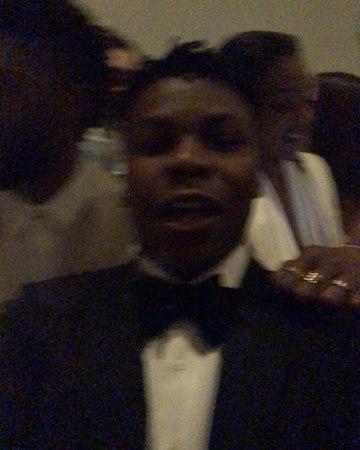 "John Boyega on Instagram: ""Epic! No behaviour!"""