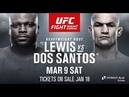 EA Sports UFC 3 Джуниор дос Сантос - Деррик Льюис (Junior dos Santos - Derrick Lewis)