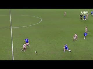 Тот самый гол Роналдиньо в ворота Чеха