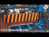 Servo motor feeding heavy expanded facade mesh machine,expanded metal machine factory