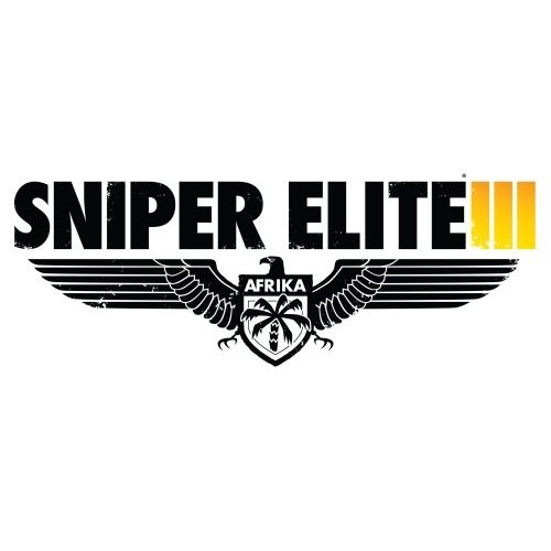 Sniper Elite 3 logo, coverart, логотип, картинка