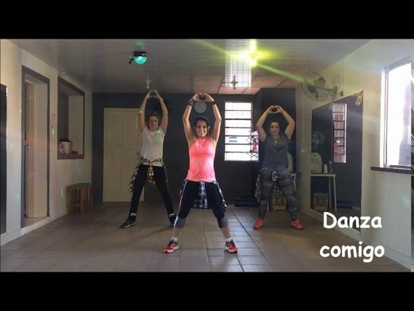 Gianluca Vacchi Sebastián Yatra Love ZUMBA ® Danza Comigo