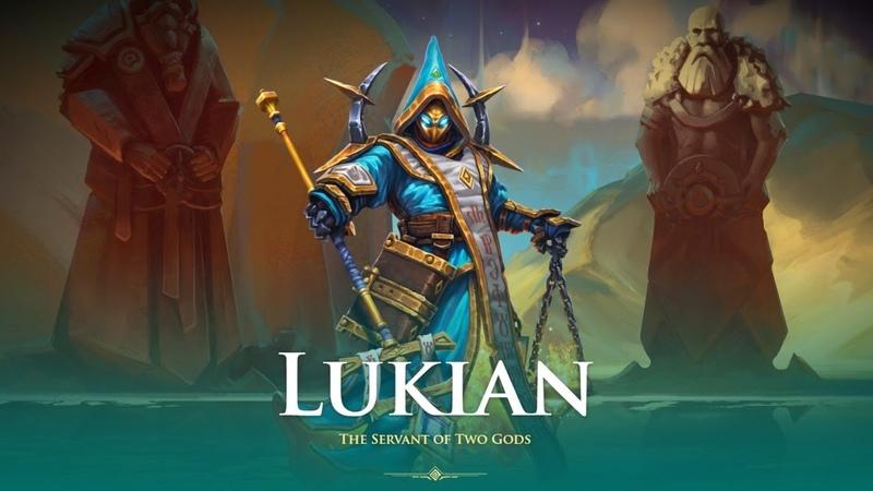 Pagan Online ранний доступ Играем за Лукьяна Lukian