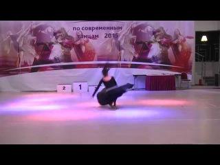 Oksana Maksimova. Show Belly Dance. Russian Championship 2015. 1st place