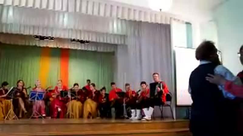 Доктор Живаго. ОРНИ Мозаика. Танцуют Е.Михайлова и В.Львовский