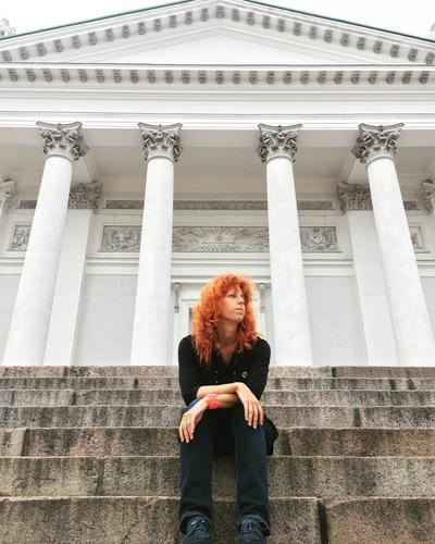 Евгения Кудрявцева