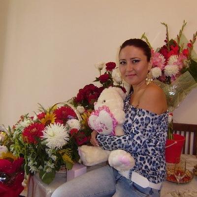 Жанна Мыктыбекова, 31 июля , Калининград, id198176162