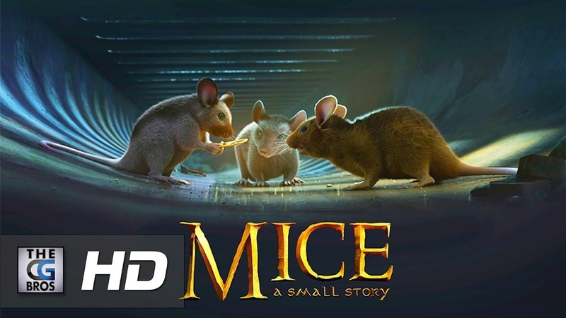 CGI 3D Animated Short: MICE A SMALL STORY - by ISART DIGITAL