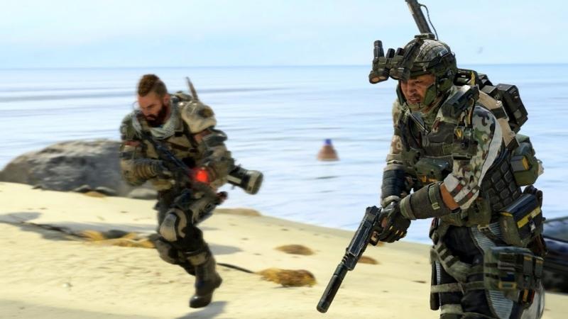 Call of Duty Black Ops 4 — официальная презентация сетевого режима