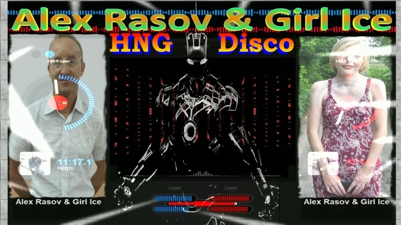 Alex Rasov Girl Ice HENG collect